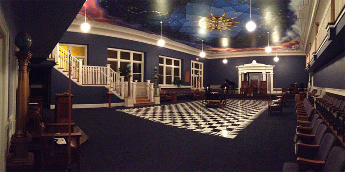 St. Johns Lodge No2, Ancient Free and Accepted Masons of Delaware